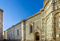 Cathedral of Santa Maria del Fiore Florence Tuscany Italy