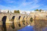 Historical Bridge, built by the Romans.