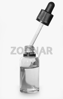 Bottle and Pipette