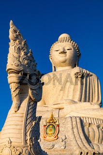 Big BuddhaChalongPhuketThailandAsiaFebruary 14