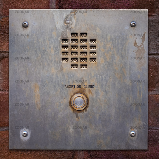 Abortion Clinic Door Buzzer