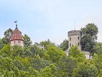 Castle Honberg, Tuttlingen, Baden-Württemberg, Germany