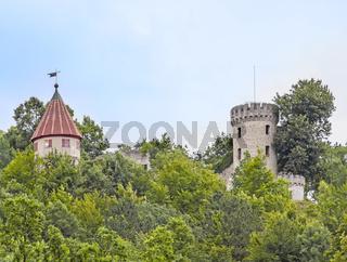 Burg Honberg in Tuttlingen