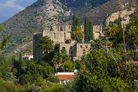 Bellapais Abbey monastery - Kyrenia (Girne) Northern Cyprus