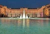Royal Palace of Monza. Italia.