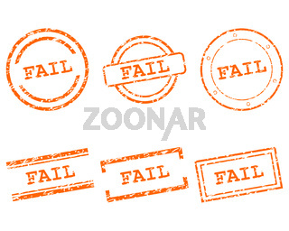 Fail Stempel - Fail stamps