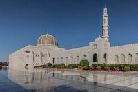 Sultan Qabus Mosque, MASCAT, OMAN