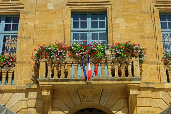 Town Hall of Sarlat la Caneda in France