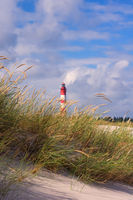 Summer Impression Lighthous Amrum