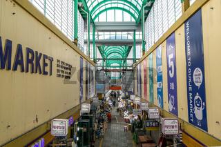 Gukje Market in Busan