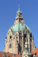 Hanover - New Town Hall, Germany