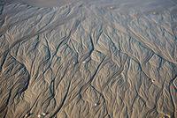 Tiny river delta system