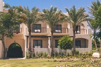 Arabian Architecture Exterior of Summer Luxury Resort Egypt Hotel
