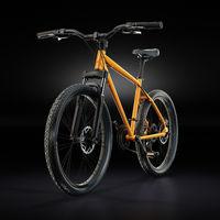 3D Rendering Mountain Bike