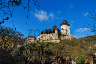 Castle Karlstejn in Czech Republic