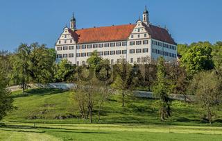 Schloss Mochental bei Ehingen/Donau