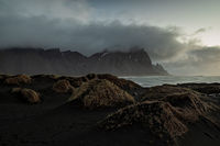 Vestrahorn mountain in Iceland