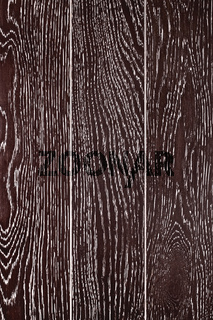 Black Painted Oak Boards Background