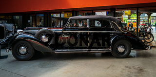 An ultra-luxury car Maybach SW 38, 1936.