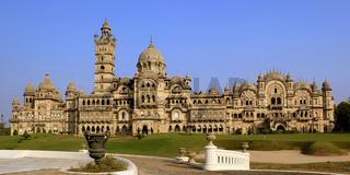 The Lakshmi Vilas Palace in Vadodara, India