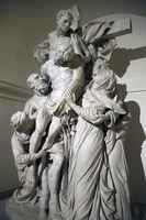 Statue von Michael Lock, 1888,