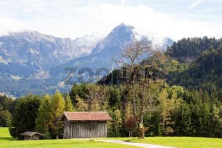Bayrische Landschaft 027. Deutschland