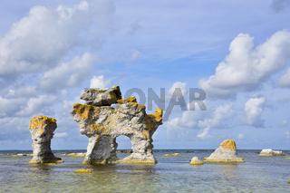 Gamle hamn auf Gotland