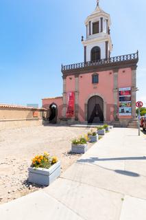 Chile La Serena Santa Ines  church