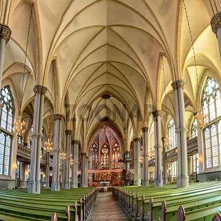 Oscar fredriks church gothenburg