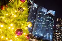 Singapore Christmas Celebrations in the City