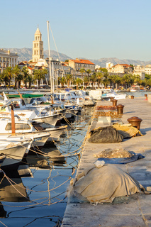 Fishing boats - Split