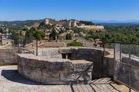 Fort Saint-Andre in Avignon - Provence France