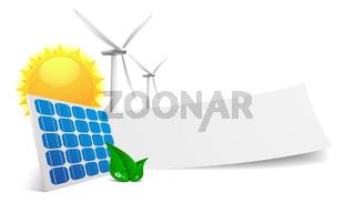 Banner Green Energy