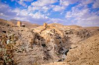 Holy Lavra of Saint Sabbas the Sanctified (Mar Saba) monastery