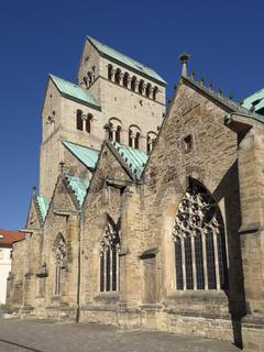 Hildesheim - Dom St. Mariä Himmelfahrt, Deutschland