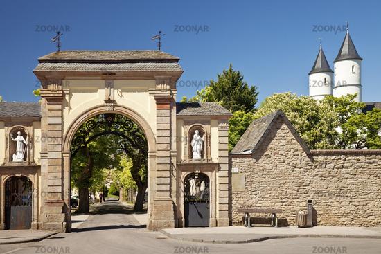 Steinfeld Abbey, Kall, North Eifel, Eifel, North Rhine-Westphalia, Germany, Europe
