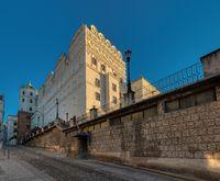 Ducal Castle in Szczecin. Poland.