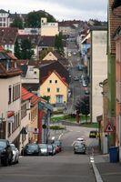 Street downtown Pirmasens