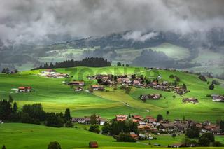 View of Obermaiselstein