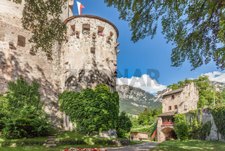 Castle Proesels in South Tyrol