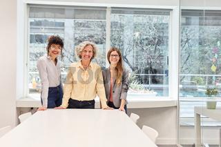 Erfolgreiche Business Frauen als Beispiele für Karriere