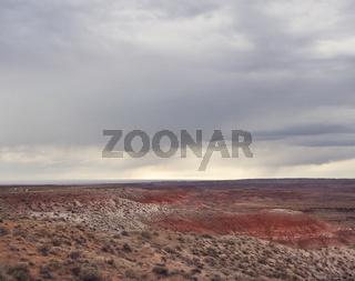 Petrified Forest National Park, Arizona, USA