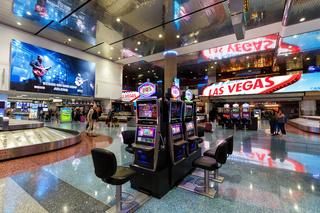 Las Vegas Airport Terminal