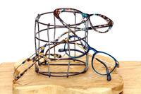three eyeglasses