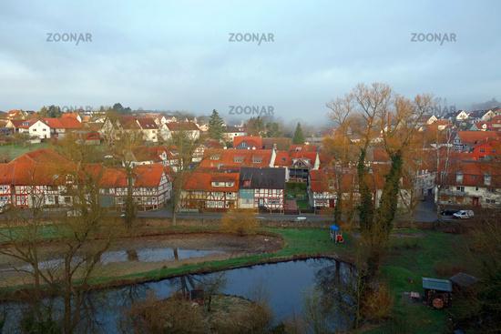 Historic old town of Schlitz