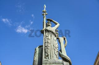 Statue La France