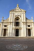 Basilica Santa Maria degli Angeli, Assisi, Italy, Europe