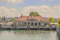 Restaurant Hafenmeisterei (harbour master's office) Constance