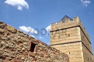 Trier - Mittelalterlicher Wohnturm, Deutschland