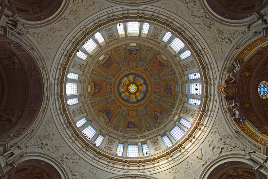 Berlin Cathedral (Berliner Dom), Berlin, Germany